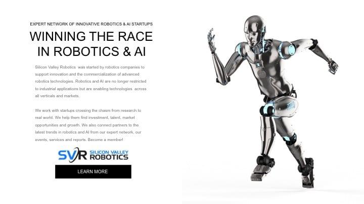 Membership Silicon Valley Robotics
