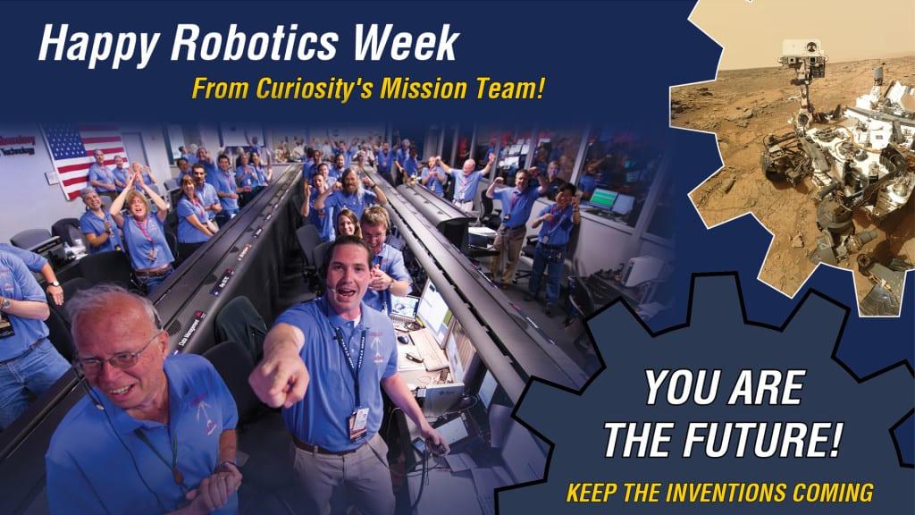 robotics week Ad