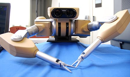 SRI new robot Taurus