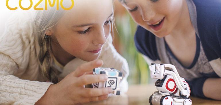 Anki's new Cozmo SDK brings back its robotics roots