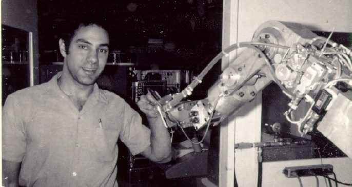 Farewell to Vic Scheinman, inventor of the modern robot arm