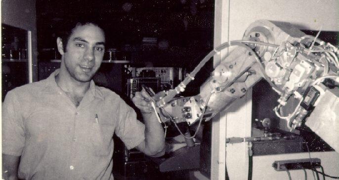 Farewell to Vic Scheinman, inventor of the modern robot arm