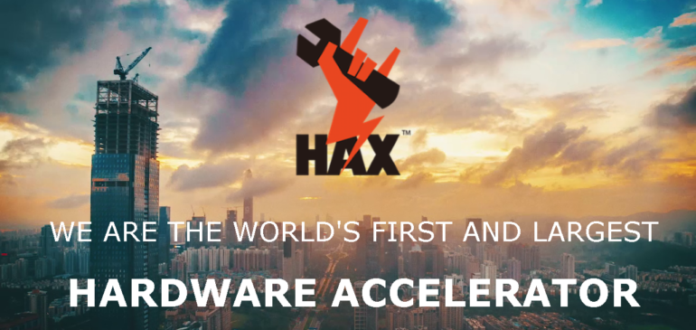 HAX takes robotics to market in 2017