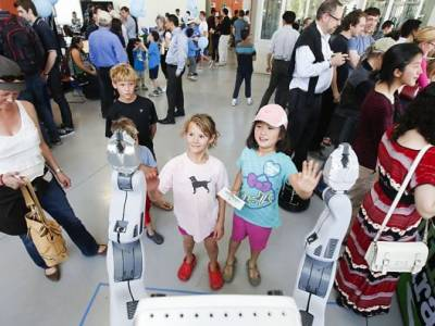 Women in Robotics – Silicon Valley Robotics