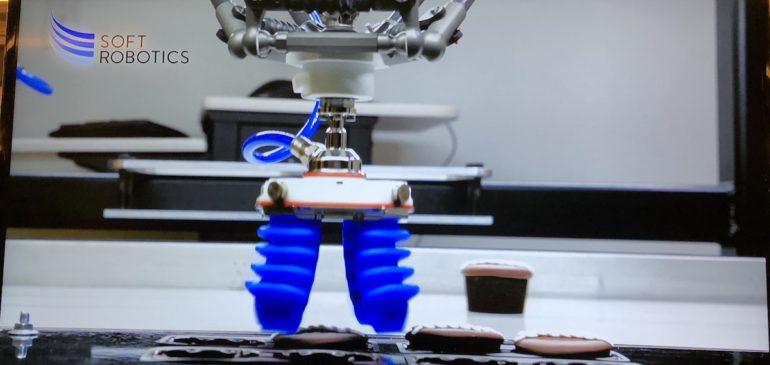 Robotics innovations at CES2018