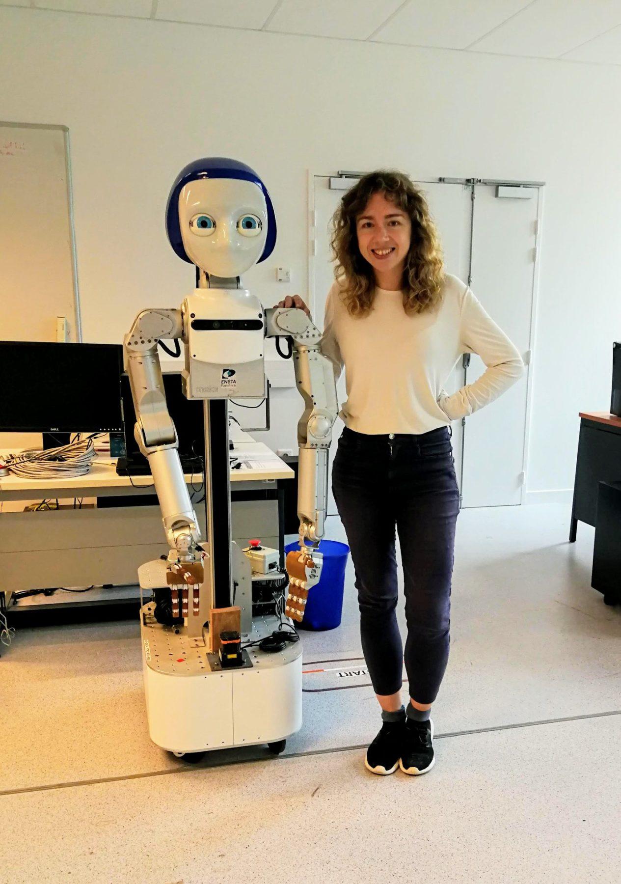 Women in robotics on International Women's Day 2019