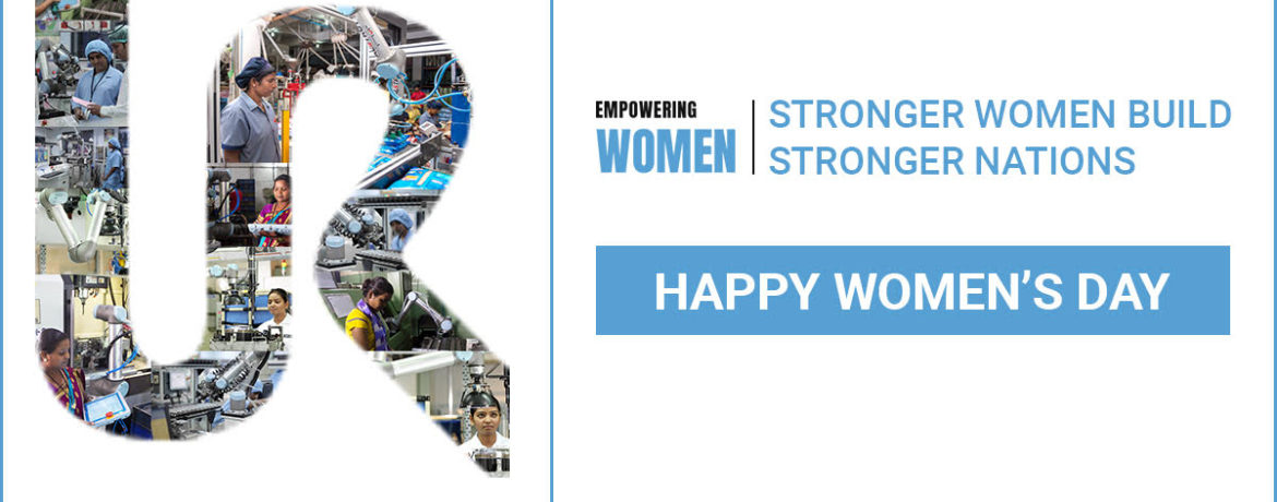 ee32aba0783797 Women in robotics on International Women's Day 2019 – Silicon Valley ...