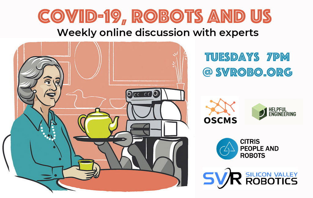 COVID Robots and Us 1