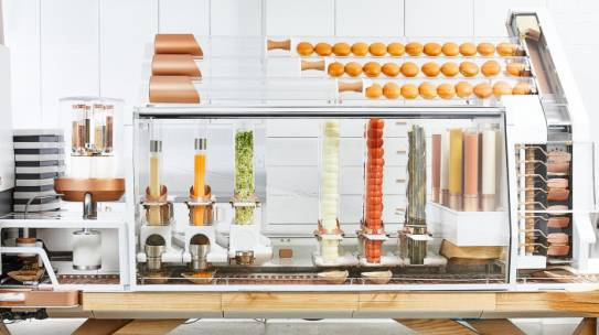 Can robots make food service safer for workers?