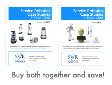 Silicon Valley Robotics – supporting the innovation and